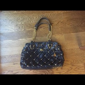 Big Buddha purse bag navy and gold 😍😍😍